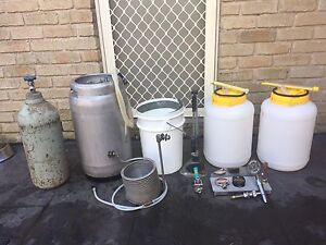 Home brew kit Flinders Shellharbour Area Preview