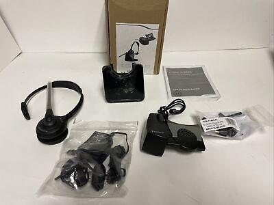 Plantronics CS510/Hl10 Headset And Lifter Bundle New Open Box!