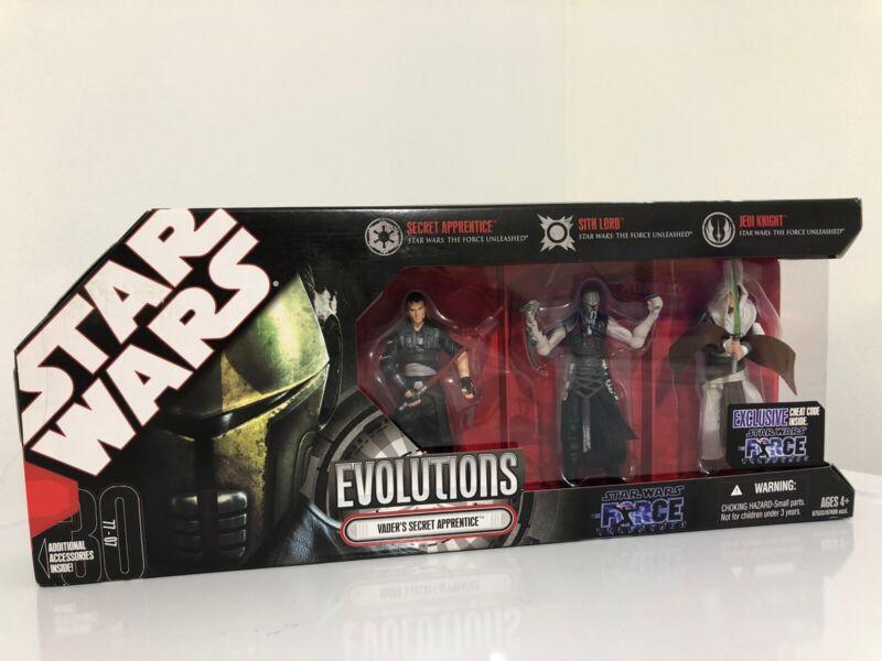 Darth Vader Anakin Skywalker 2007 STAR WARS Saga 30th Anniversary #02 2 MOC