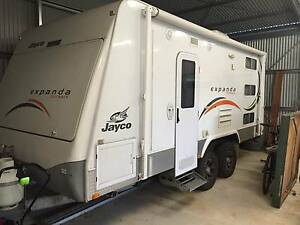 2011 Jayco Expander outback with 3 bunks Brighton Holdfast Bay Preview
