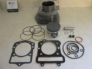 Complete Top End Cylinder Kit For a  Kawasaki KLF300C Bayou 4x4 1989-2005