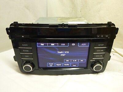13 14 15 Mazda CX-9 CX9 Radio Cd Gps Navigation TK2266DV0B BALL01