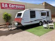 SPACELINE ODYSSEY ELITE 21' with REAR ENSUITE and ANNEX WALLS Klemzig Port Adelaide Area Preview