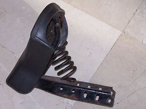 SOLEX SELLE 3800 SEAT - France - État : Occasion: Objet ayant été utilisé. objet présentant quelques marques d'usure superficielle, entirement opérationnel et fonctionnant correctement. Il peut s'agir d'un modle de démonstration ou d'un objet utilisé ayant été retourn