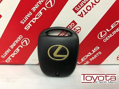 02-09 OEM NEW LEXUS GX470 LX470 BACK KEY REPLACEMENT COVER 03 04 05 06 07 08 09 2009 Lexus Gx470 Replacement