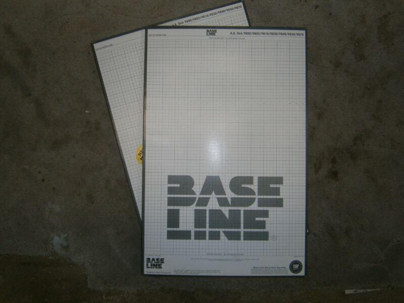 Masking Sheets Base Line AB Dick 9800 05 10 20 40 70 (13-1/8x19-15/16) 200 pcs.