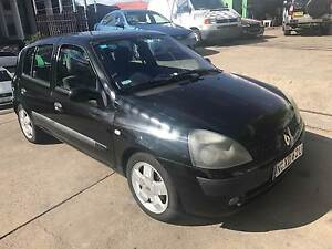 2003 Renault Clio Hatchback MANUAL - CHEAP Lakemba Canterbury Area Preview