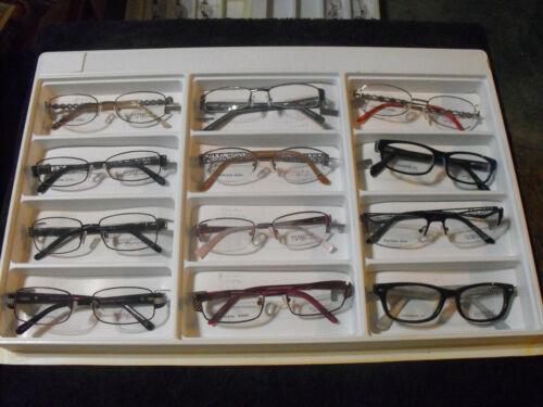 48 New Modern Optical Eyeglass Frames, Current 2018/2019 Stock
