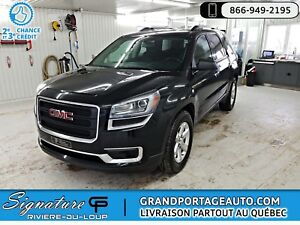 GMC Acadia SLE 4 porti?res ? traction int?grale