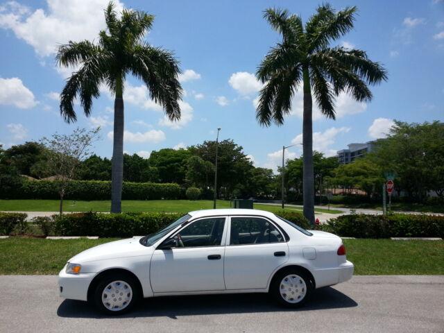 2001 Toyota Corolla  For Sale