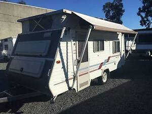 CARAVAN COROMAL SEKA 17 FT Thorneside Redland Area Preview