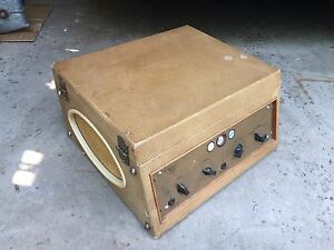 Vintage Reel to Reel Player Collection