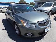 2013 HOLDEN CRUZE TURBO $9990 LOW KMS *FREE 1 YEAR WARRANTY* Maddington Gosnells Area Preview