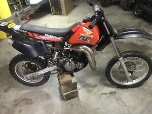 Honda cr80r   Trades welcome