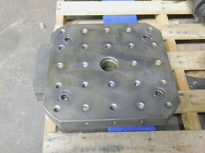 Cnc Machine Pallet 400mm Pallet Off Mitsubishi M-h4a Horizontal Machining Center