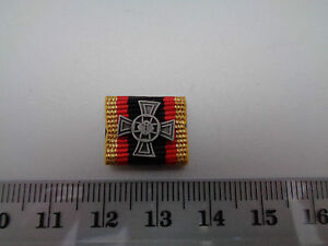 *(A14-302) Bundeswehr Ehrenkreuz SILBER Miniaturordenspange