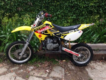 SUZUKI RM65 FOR SALE! 2004 MODEL Cessnock Cessnock Area Preview