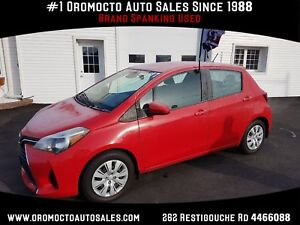2017 Toyota Yaris LE Includes Winter Tires & Rims OR Vacation...