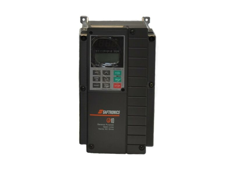 2hp 460v 3-phase Saftronics Gp10 Vfd, Inverter, Drive Gp104002-4 Gp1040024