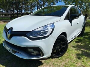 2018 RENAULT Clio RS 200 SPORT North Richmond Hawkesbury Area Preview