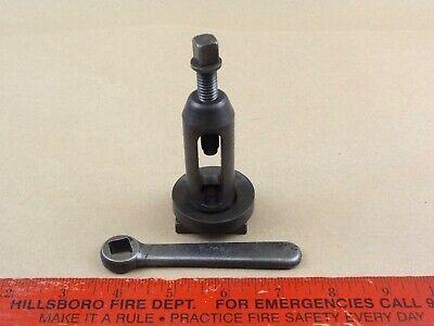 Excellent Orig Atlas Craftsman 10 12 Lathe Rocker Lantern Tool Post Wrench