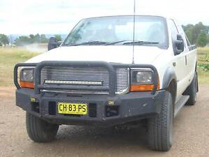 2004 Ford F250 Ute Tamworth Tamworth City Preview
