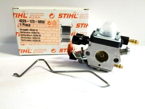 STIHL Carburetor Assembly BG50 ONLY 4229-120-0650 Genuine  OEM