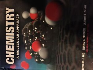 Chemistry A Molecular Approach: Second Canadian Edition