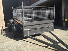 7x5 HAVEY DUTY WITH 600MM CAGE &12 MONTHS PRIVATE REGO $1500 Liverpool Area Preview