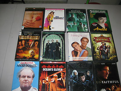 900 (10 Boxes)+Used DVD-Box-Bulk-Lot-Wholesale-In-Cases