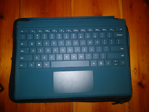 Surface Pro 4 Type Cover Teal North Melbourne Melbourne City Preview