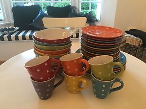 Maxwell & Williams Crockery (sparkle) Beaumont Burnside Area Preview