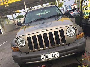 2006 jeep Cherokee renegade! Great car! kJ Ascot Park Marion Area Preview
