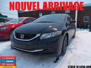 2015 Honda Civic EX+MAGS+TOIT OUVRANT+PARFAIT PETIT BUDGET+++