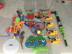 Nerf guns and other toys bundle Joondalup Joondalup Area Preview