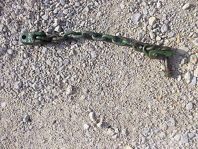 John Deere 420 430 Tractor Jd Main 3pt Hitch Bottom Lift Arms Sway Chains