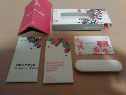EC. Vodafone K3571-Z USB Stick Mobile Broadband - (USED) Point Cook Wyndham Area Preview