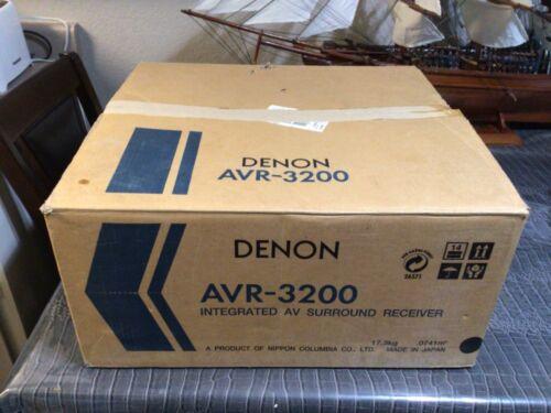 DENON AVR-3200  Integrated AV Surround RECEIVER