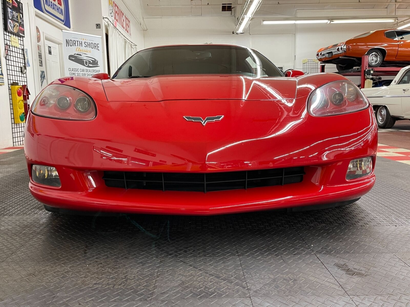 2007 Red Chevrolet Corvette   | C6 Corvette Photo 10