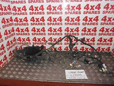2006 TOYOTA HILUX 3.0 D4D VIGO 1KD AUTO UNDER BONNET WIRING LOOM