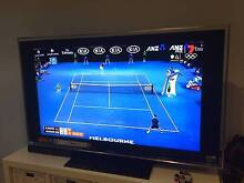 "Sony Bravia 52"" X3100 Series Full HD 1080 LCD TV - Perfect Albert Park Port Phillip Preview"