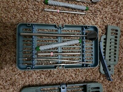 Hu Friedy Dental Instruments