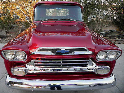 1955,1956,1957,1958,1959 Chevy 3100 Custom