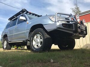 2002 Toyota LandCruiser 100 series wagon Duncraig Joondalup Area Preview