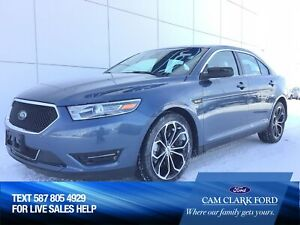 2018 Ford Taurus SHO - DEMO UNIT NEW PROGRAMS AVAILABLE