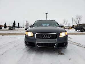2006 Audi S4 Avant, 6 Speed, timing chains done