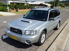 2005 Subaru Forester XT Wagon Boolaroo Lake Macquarie Area Preview