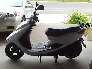 YAMAHA 2013 CITY 125 CC AUTO 2500 KLMS AS NEW X2 SEATER $5 FULL Officer Cardinia Area Preview