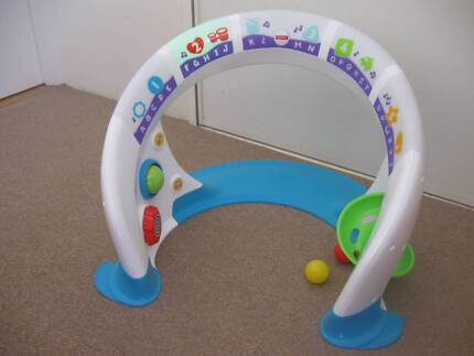Fisher-Price Smart Touch Play Space