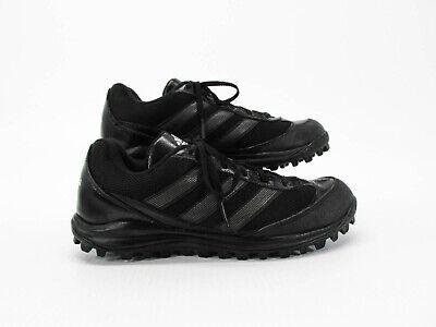 the best attitude 72fda 94a3f Adidas Turf Hog XL Men Black Athletic Turf Shoe 10M Pre Owned HJ